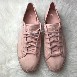 db269fb80fa Keds Shoes - keds • triple kick shimmer pink platform sneakers